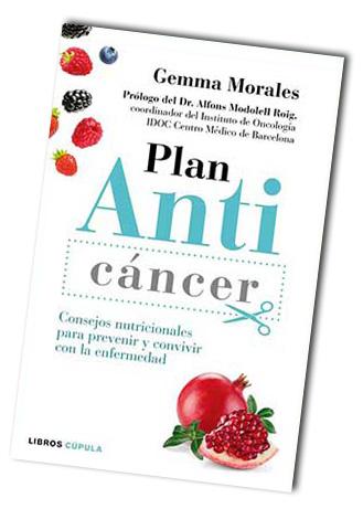 Gemma Morales-dieta-cáncer